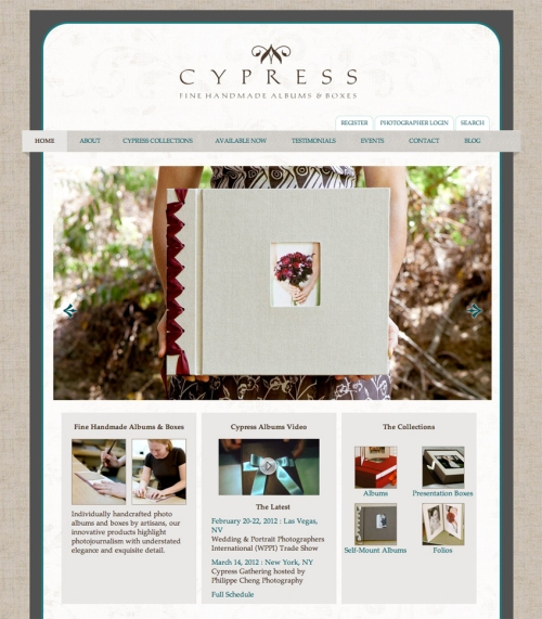 Cypress Albums